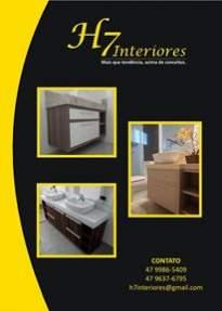 H7 interiores móveis sob medida