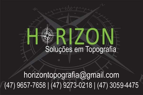 Horizon soluções em topografia