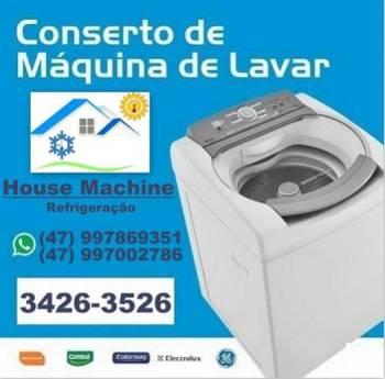 House machine refrigeração-   manutenção eletrodomésticos. Guia de empresas e serviços