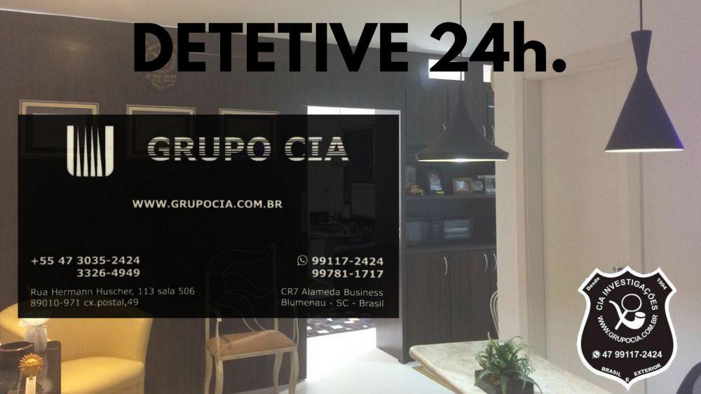 Investigação: detetive, advogado e psicólogo.