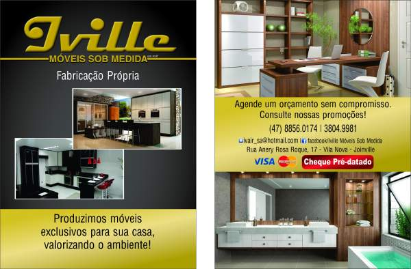 Iville móveis sob medida
