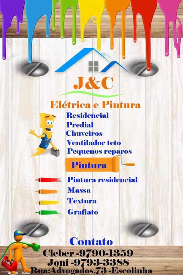 J&c eletrica e pintura