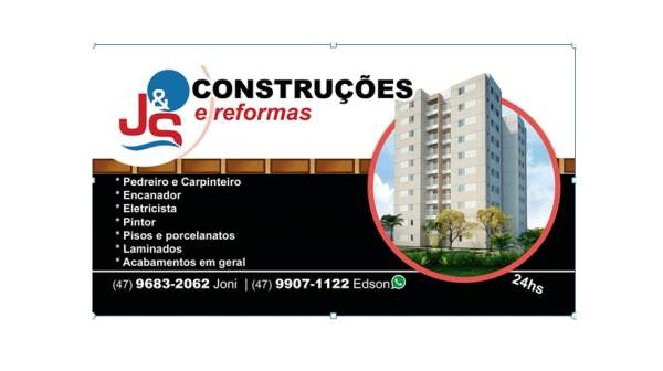 J&s construções