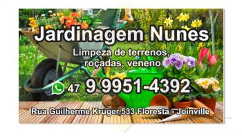 Jardinagem nunes. Guia de empresas e serviços
