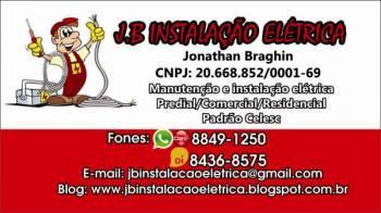 Jb instalação elétrica. Guia de empresas e serviços