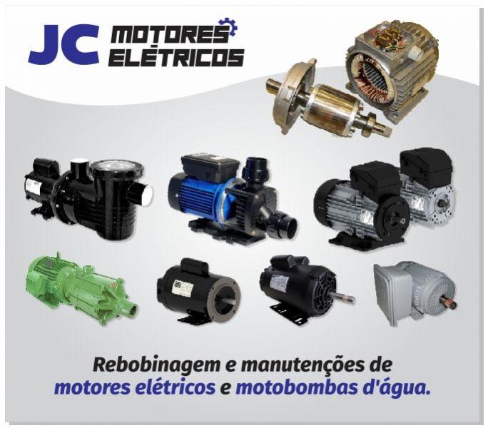 Jc motores elétricos
