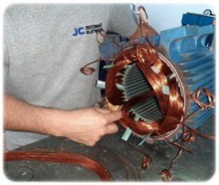 Jc motores elétricos. Guia de empresas e serviços
