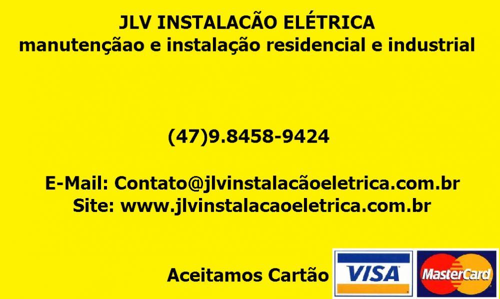 Jlv instalação eletrica