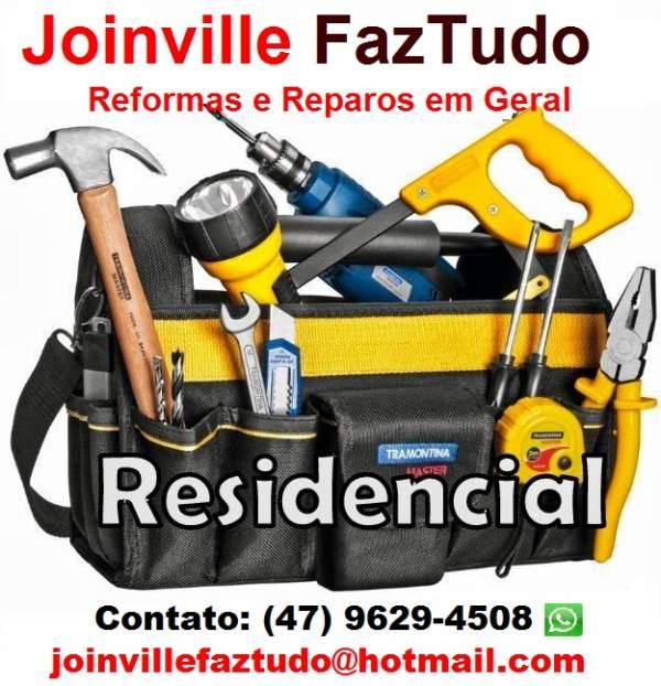 Joinville faz tudo