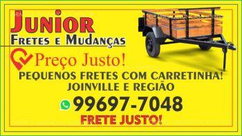 Junior fretes. Guia de empresas e serviços