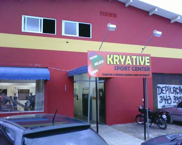 Kryative sport center