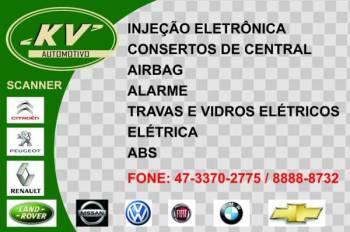 Kv automotivo. Guia de empresas e serviços