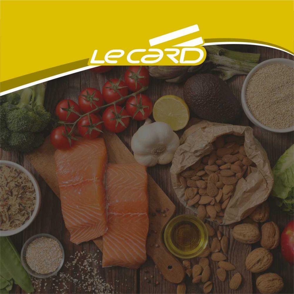 Le card benefícios, vale refeição, vale alimentação e vale combustível