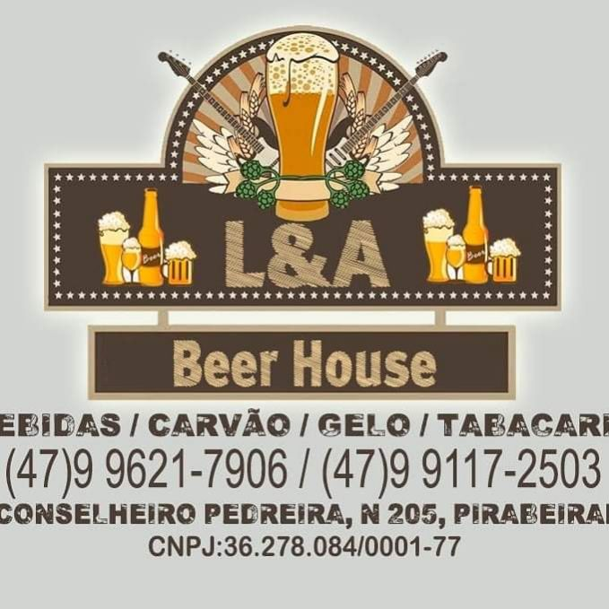 L&a beer house