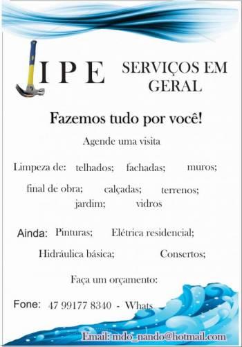 Lipe  serviços. Guia de empresas e serviços
