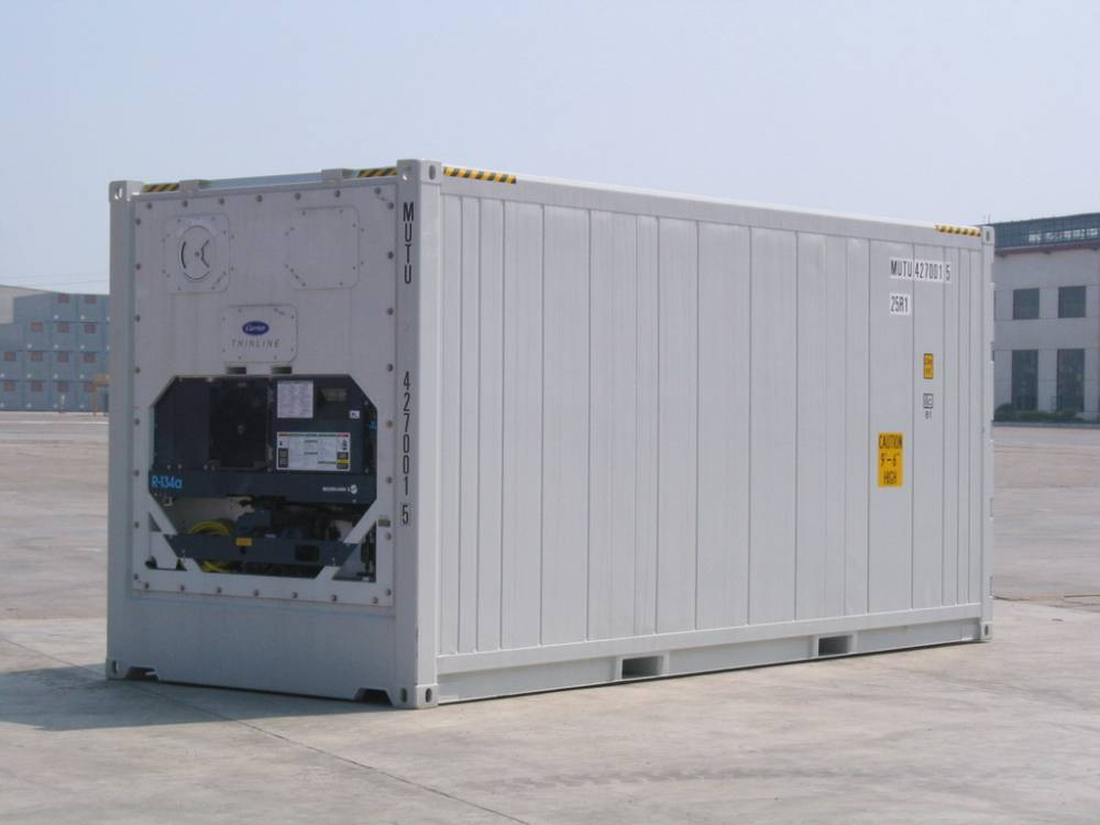 Locação e venda de container refrigerado