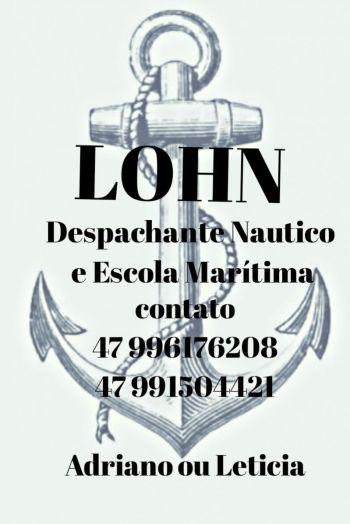 Lohn despachante nautico. Guia de empresas e serviços