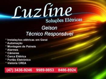Luzline soluções eletricas. Guia de empresas e serviços