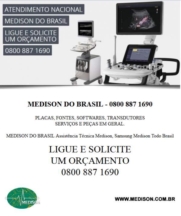 Medison do brasil