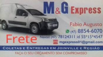 Meg express . Guia de empresas e serviços