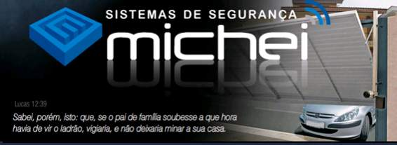Michei sistemas de segurança