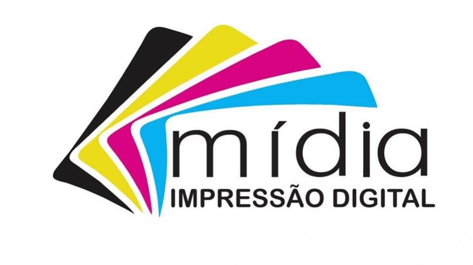 Mídia impressão digital