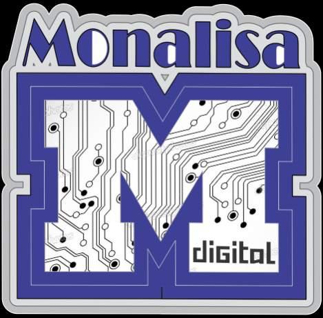 Monalisa digital