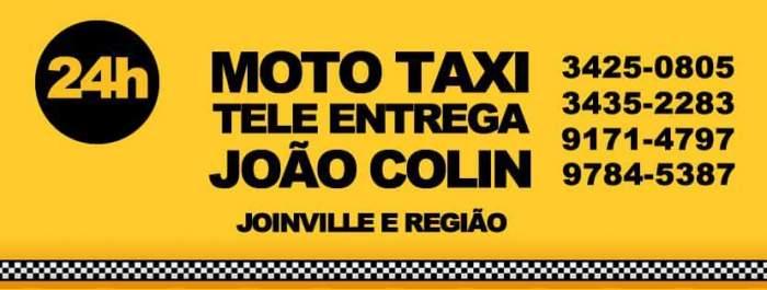 Moto táxi joão colin