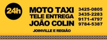 Moto táxi joão colin. Guia de empresas e serviços