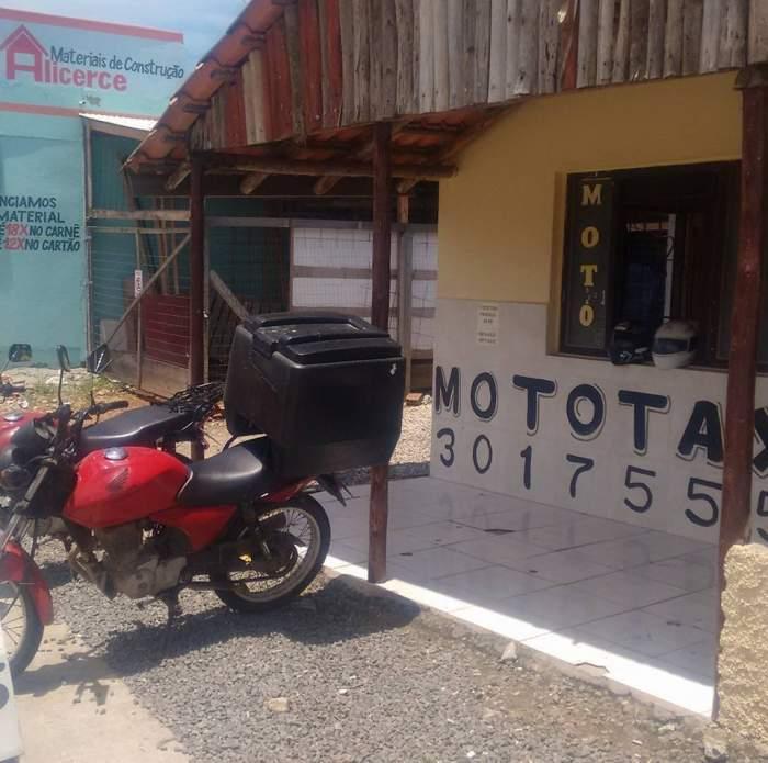 Moto taxi panagua