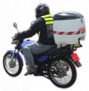 Motoboy Pontual Tele-Entregas