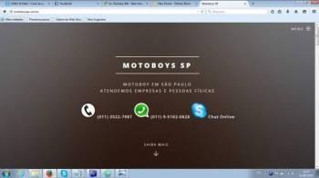 Motoboy sao paulo. Guia de empresas e serviços