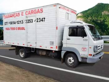 Mudanças e cargas para todo o brasil. Guia de empresas e serviços