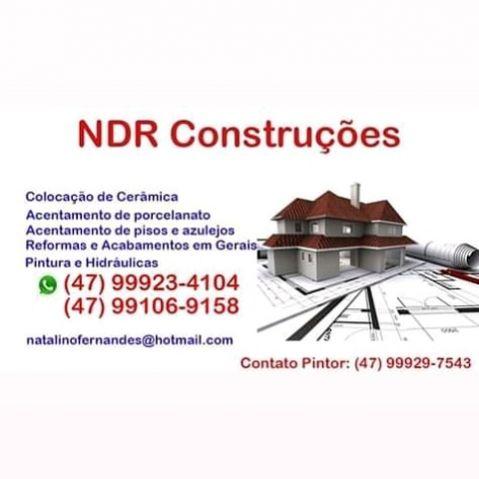 Ndr construções