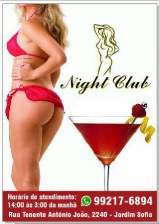 Night club. Guia de empresas e serviços