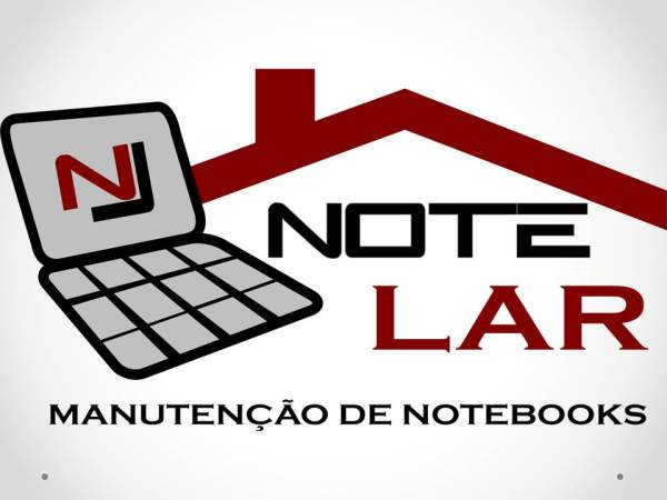 Note lar manutenção de notebooks
