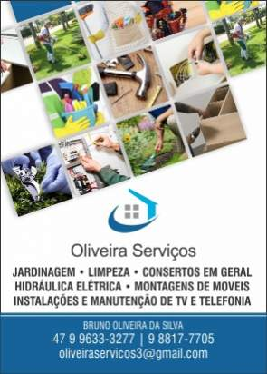Oliveira serviços