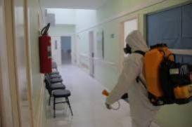 Orion clean,sanitização de ambientes. Guia de empresas e serviços