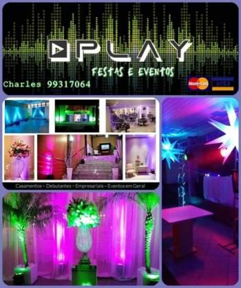 Play festa & eventos. Guia de empresas e serviços