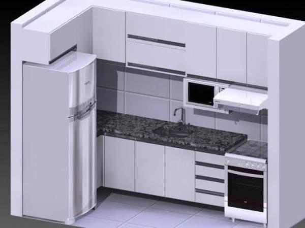 Projetos de móveis planejados