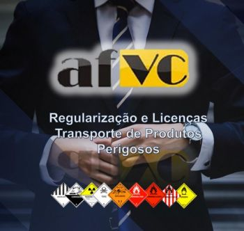 Regularização e licenças para o transporte rodoviário de produtos perigosos.           . Guia de empresas e serviços