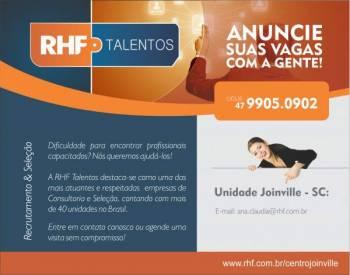 Rhf talentos. Guia de empresas e serviços