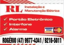 Rl instalações elétricas