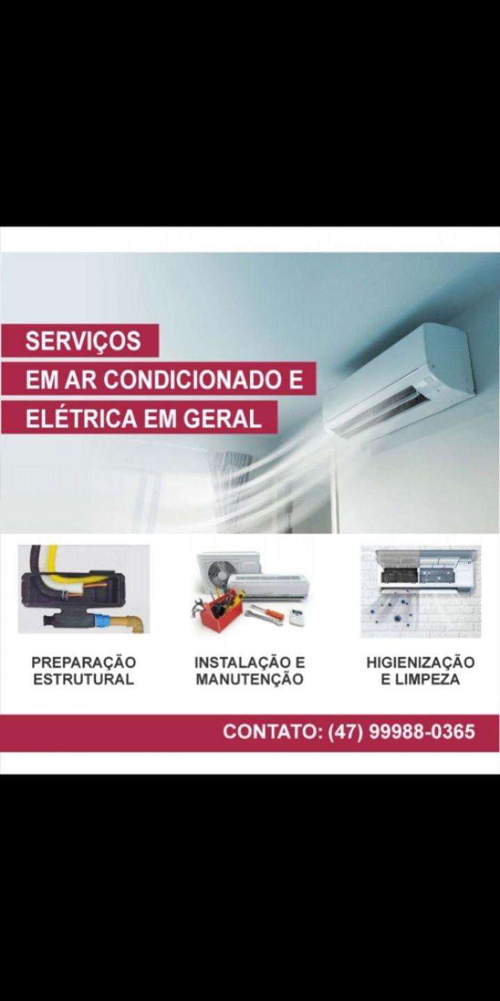 Rm serviços de instalação e manutenção de ar condicionados