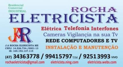 Rocha eletricista