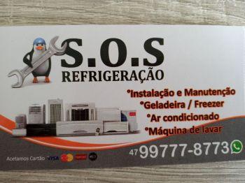 S.o.s refrigeração . Guia de empresas e serviços