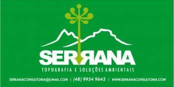 Serrana topografia e soluções ambientais. Guia de empresas e serviços