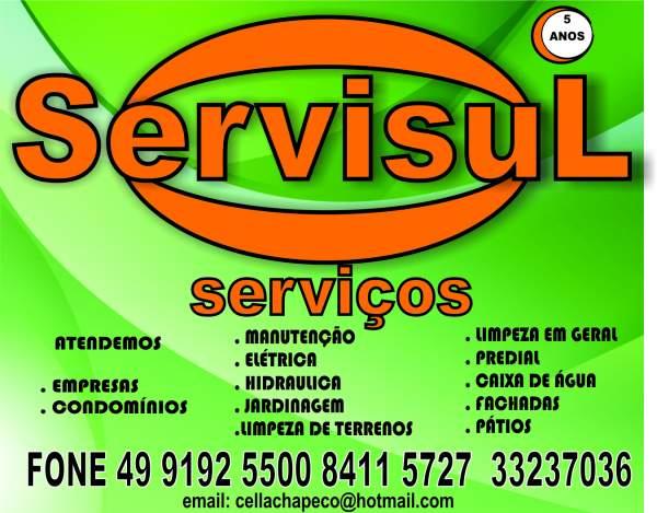 Servisul serviços