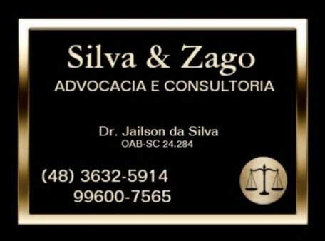 Silva & zago advocacia e consultoria  dr jailson da silva