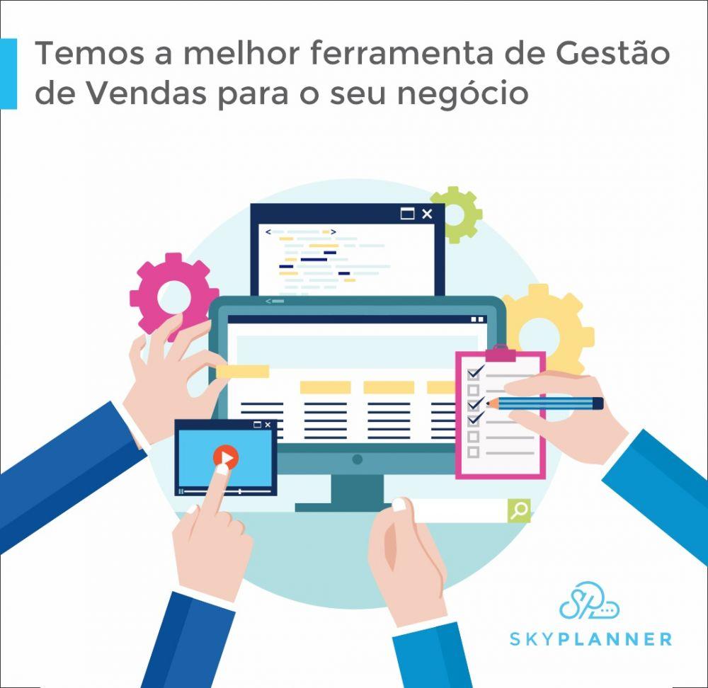 Skyplanner | implantação salesforce, software gestão de vendas e crm